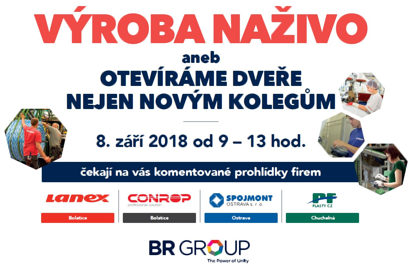 OPEN DAY OF THE BR GROUP COMPANIES